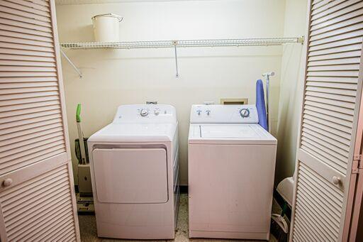Ocean Creek LL3 - Washer Dryer