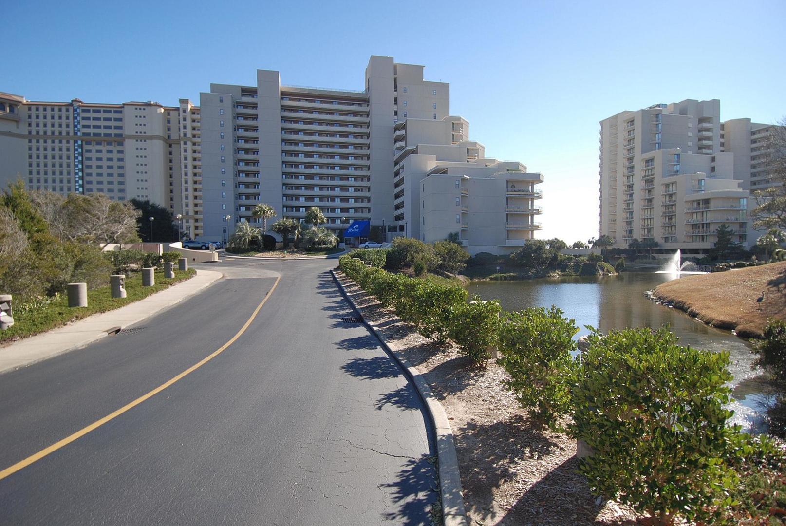 Ocean Creek - Road to the Towers