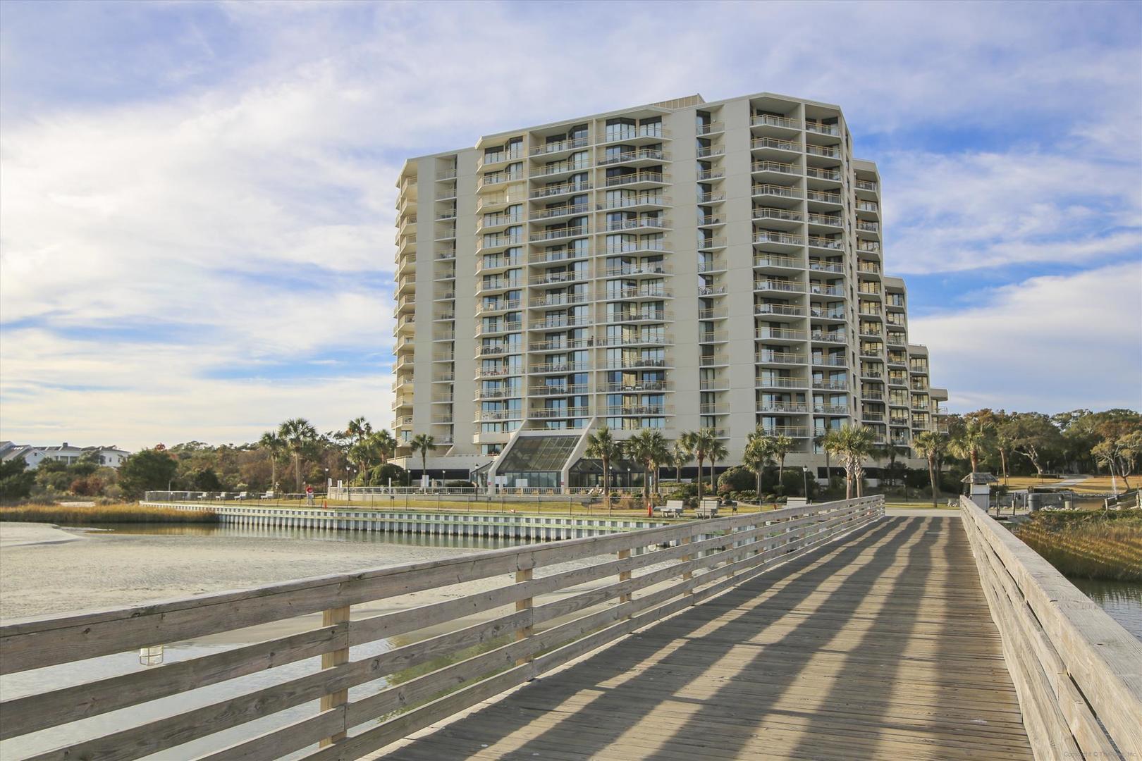 Ocean Creek - Beachfront Exterior