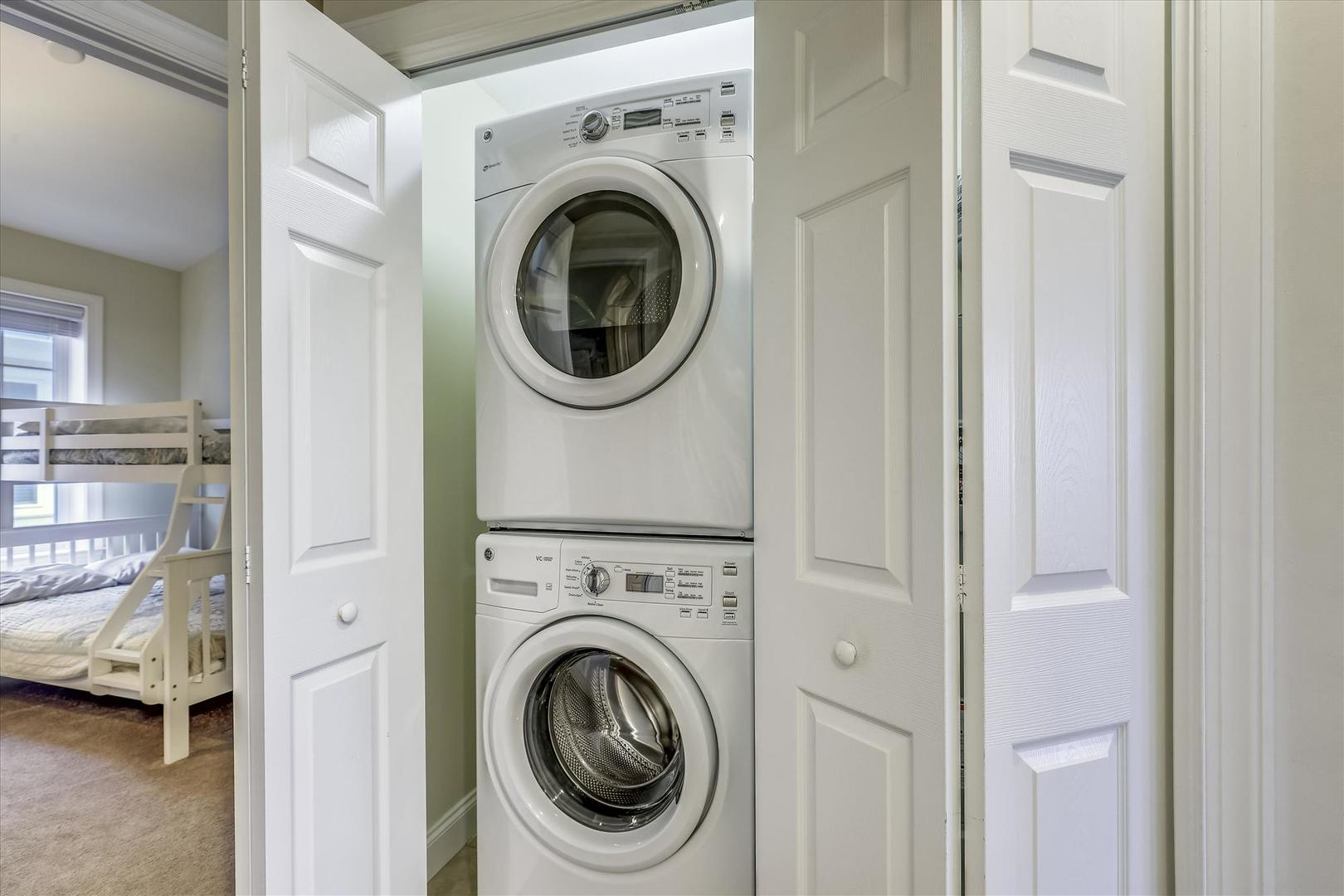 Sunburst 110 - Washer and Dryer
