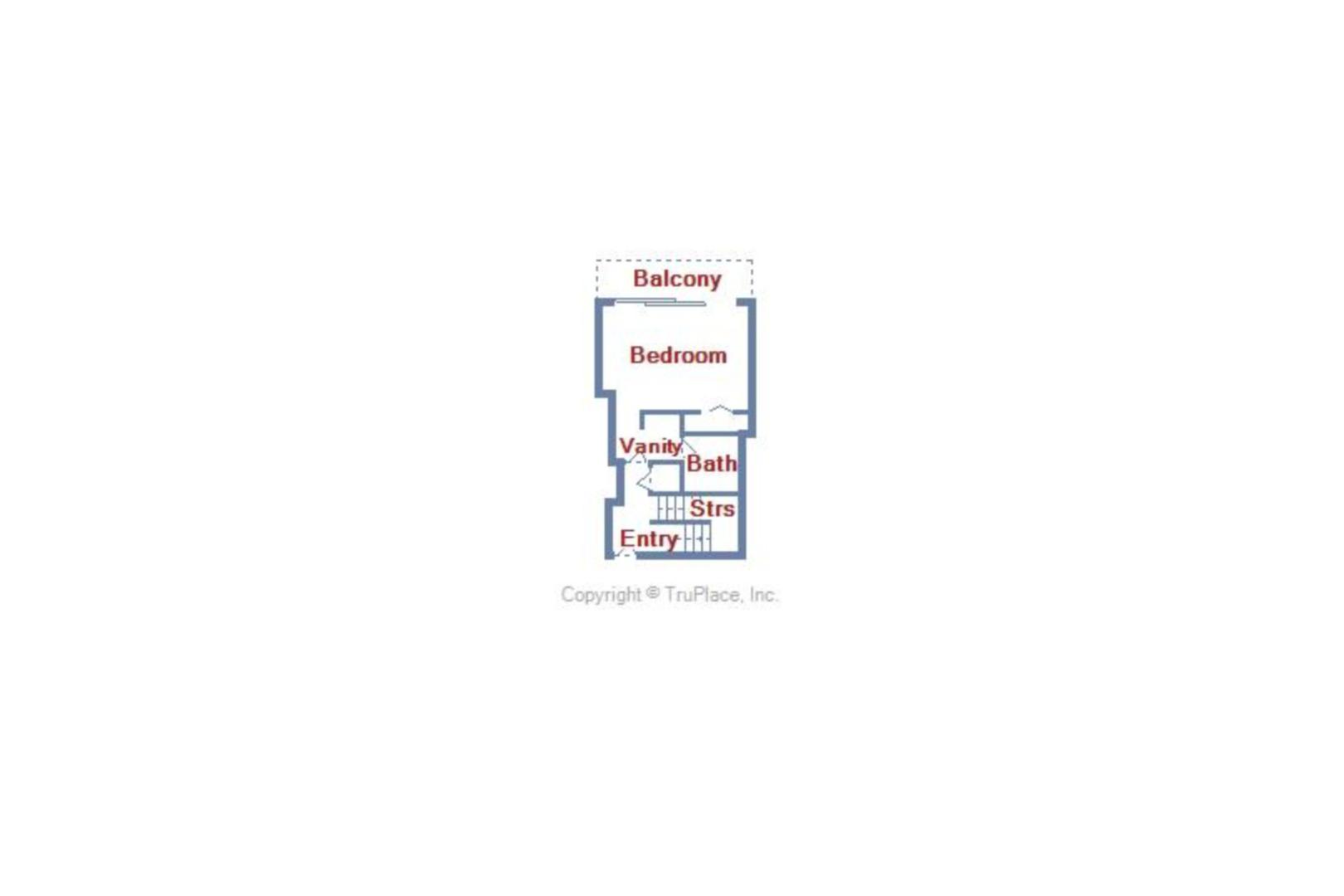 Century I 719 - Lower Level Floor Plan