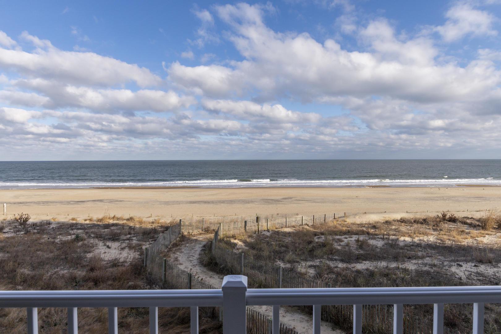Pelican Beach 102 - View of Ocean and Beach