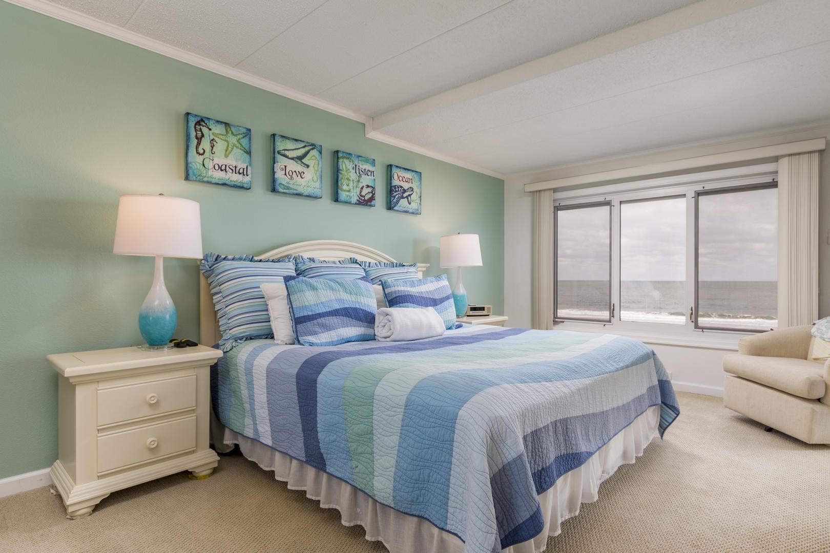 Pelican Beach 102 - Master Bedroom