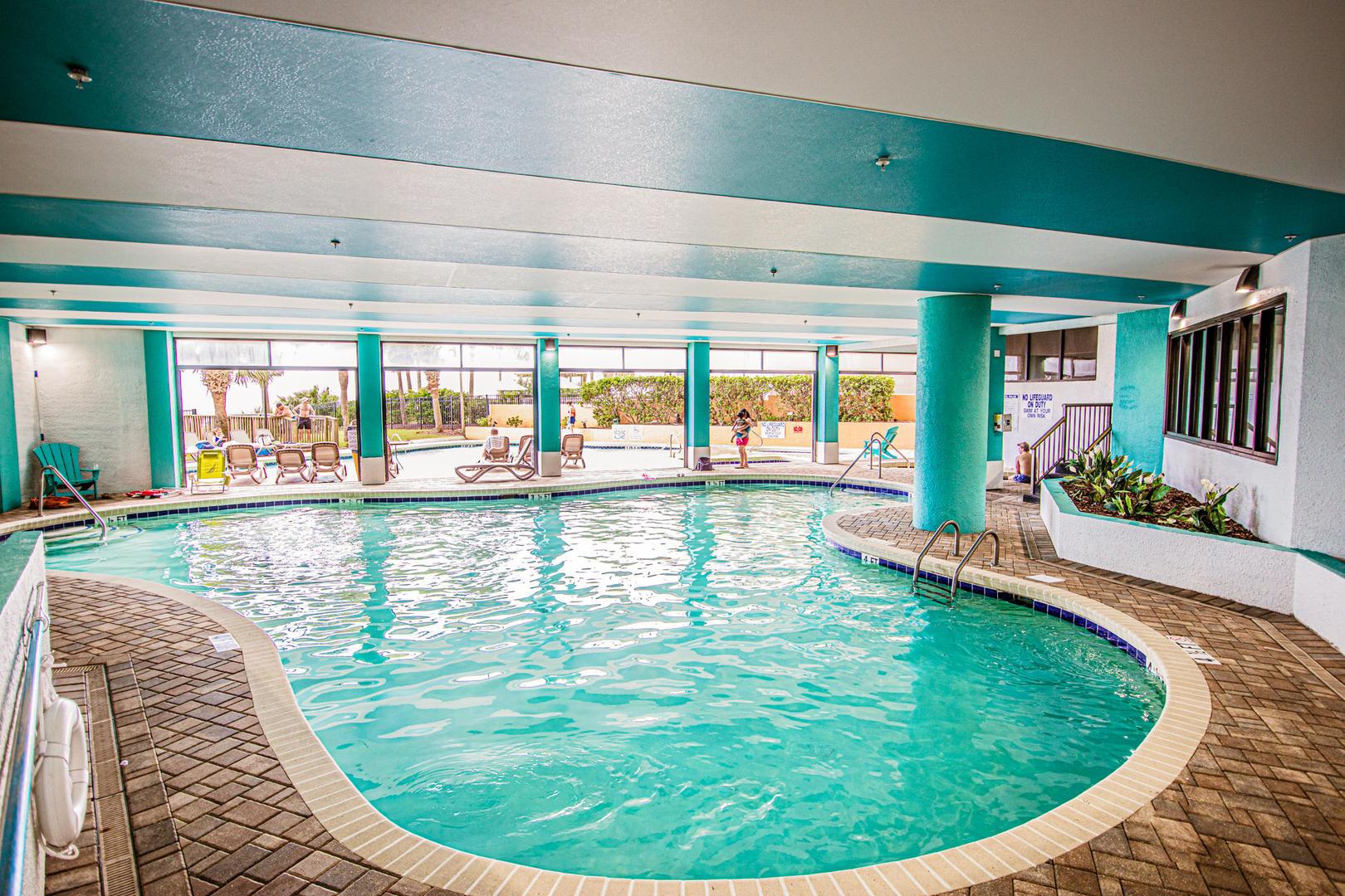 Patricia Grand Indoor Pool