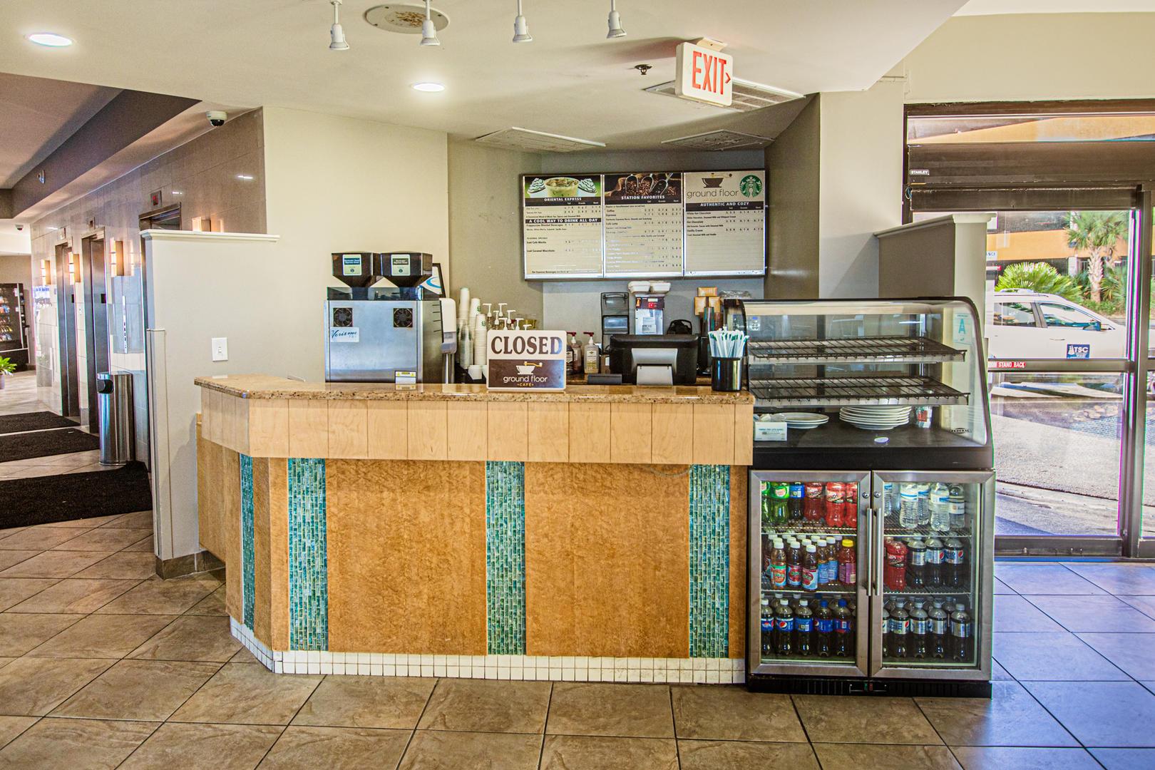 Patricia Grand Coffee Bar