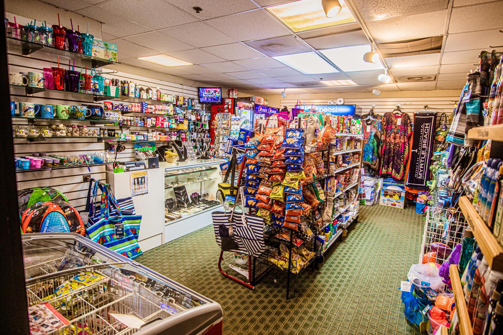 Patricia Grand Gift Shop