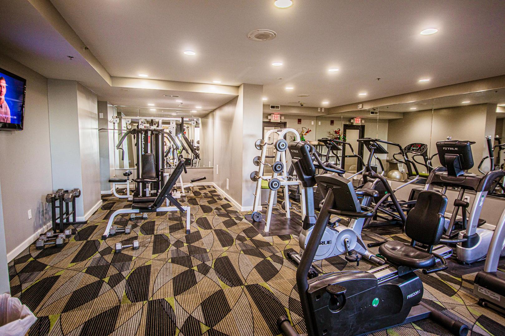 Patricia Grand - Fitness Center