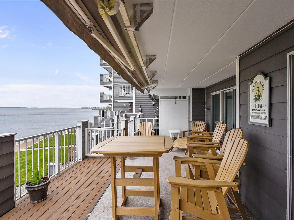 Harbour Island 102M - Balcony