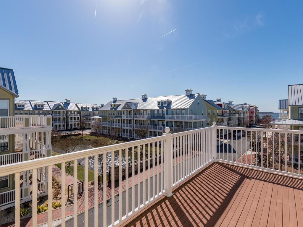 Sunset Island, 15 Canal Side Mews E - Balcony