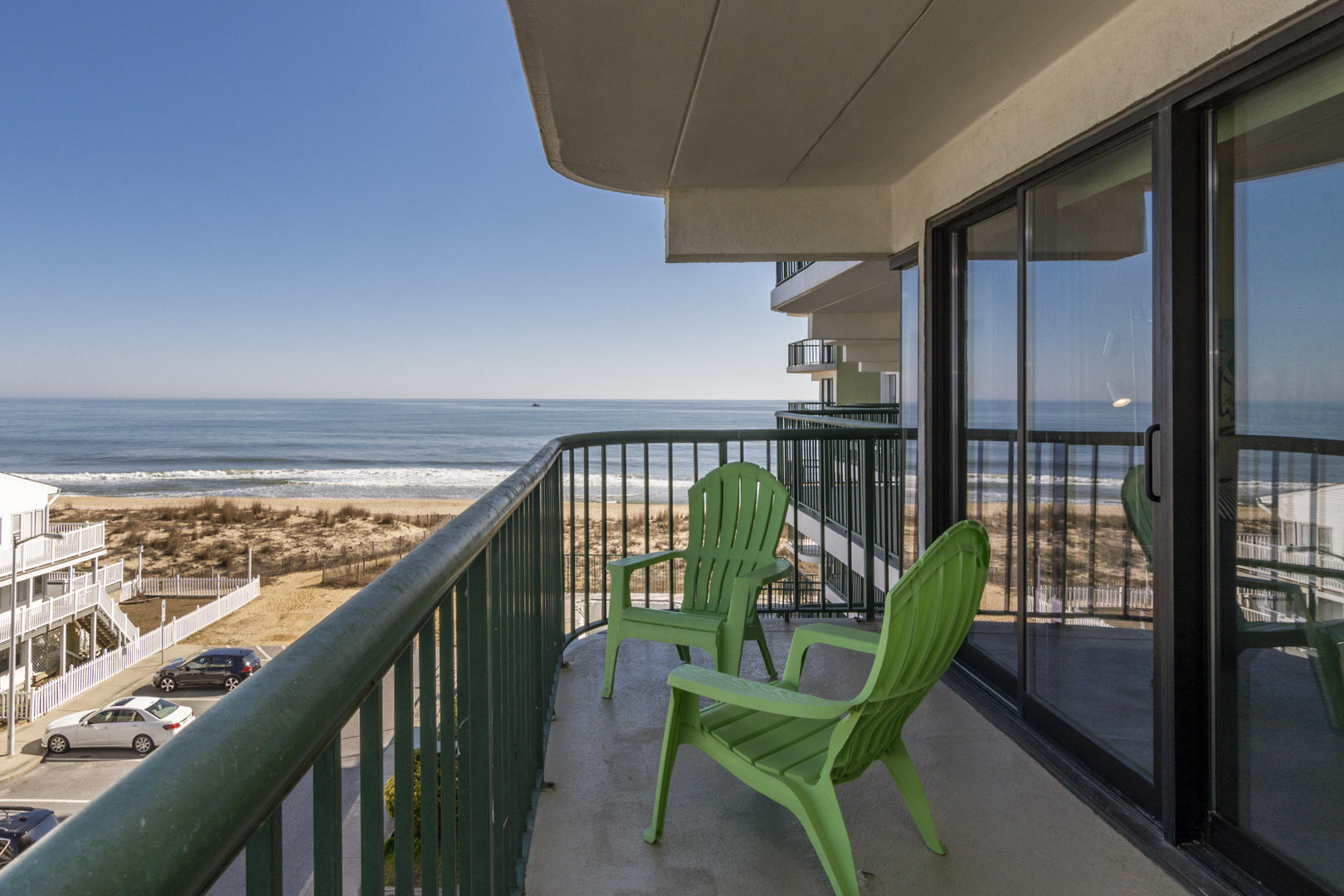 Summer Beach 407 - Private Balcony