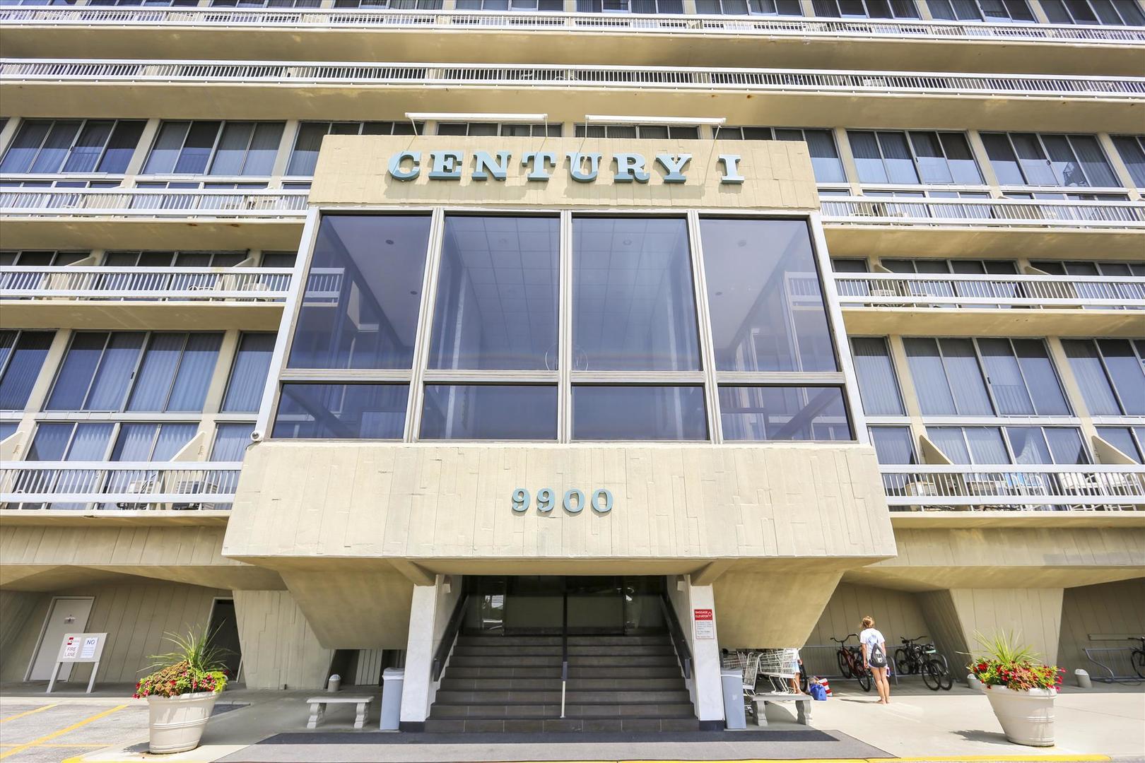 Century I Entrance