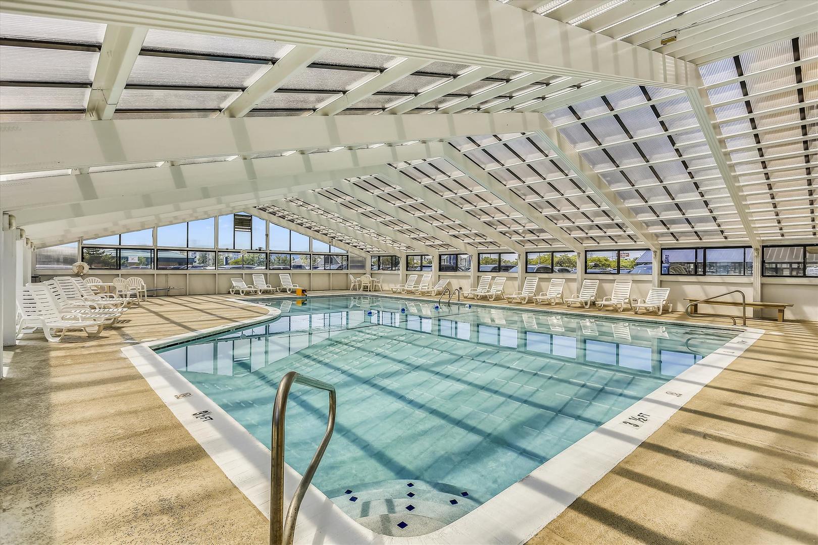 Century I Indoor Pool