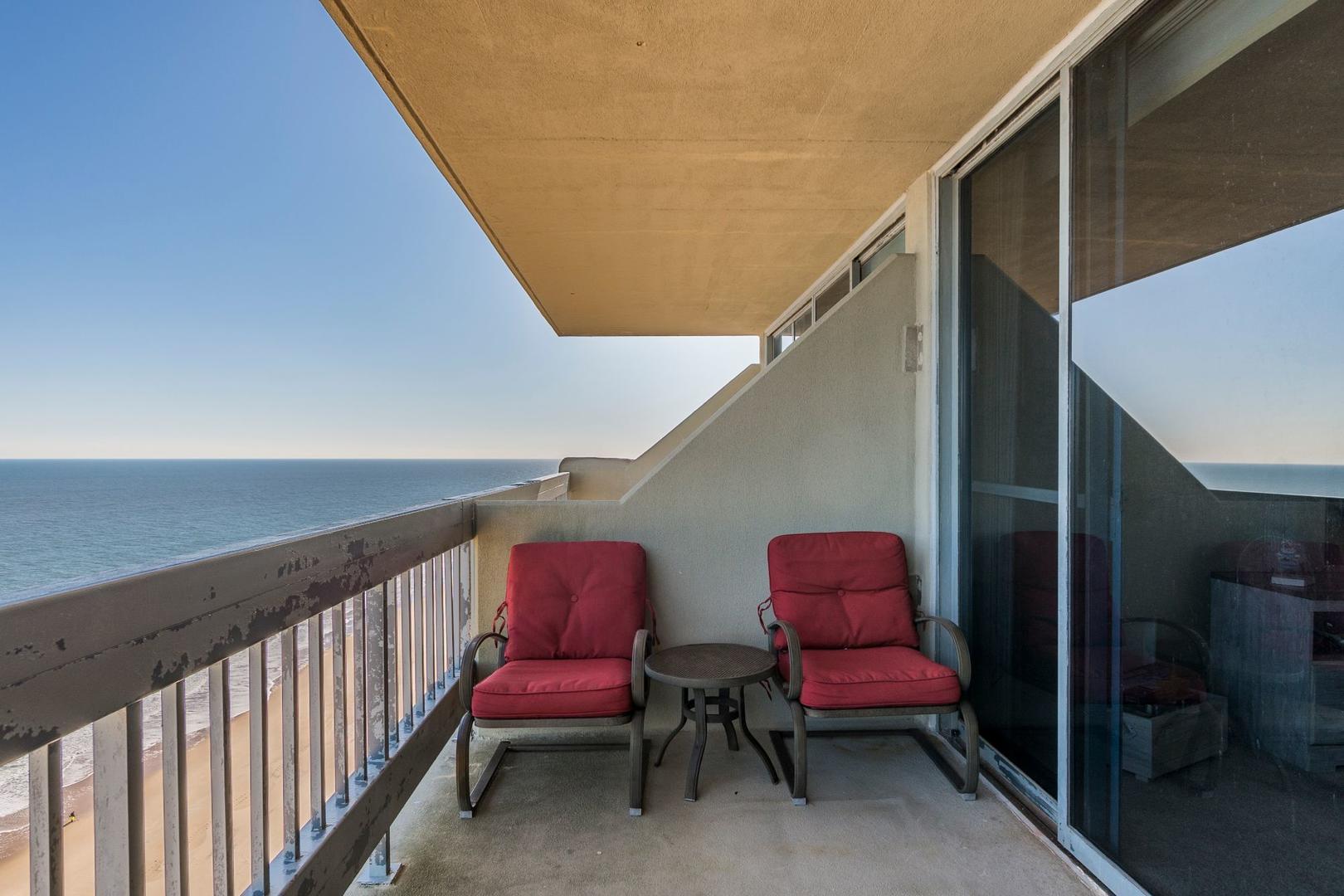 Century I 2203 - Oceanfront Balcony