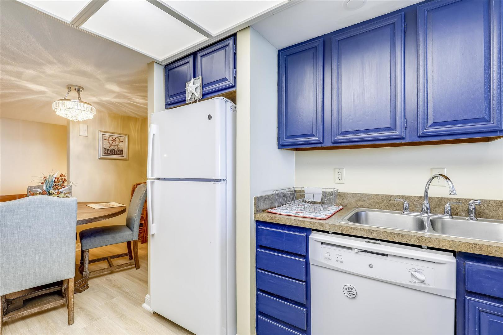 Century I 2203 - Kitchen