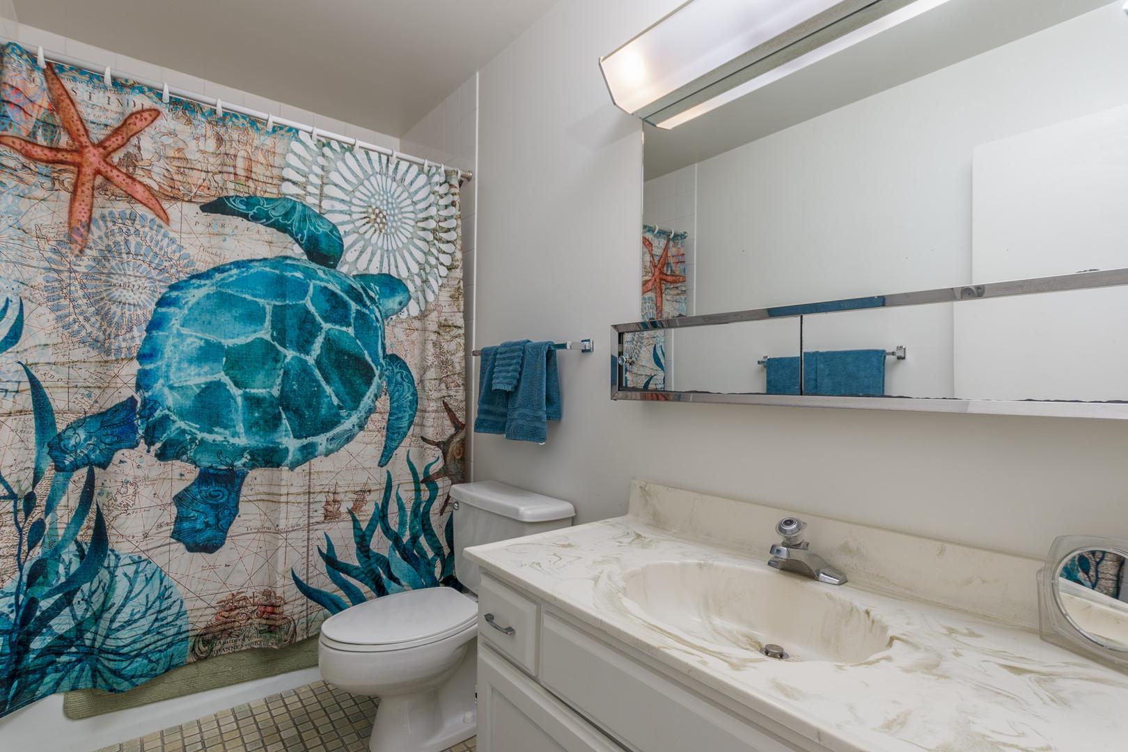 Seaway 21 - Bathroom