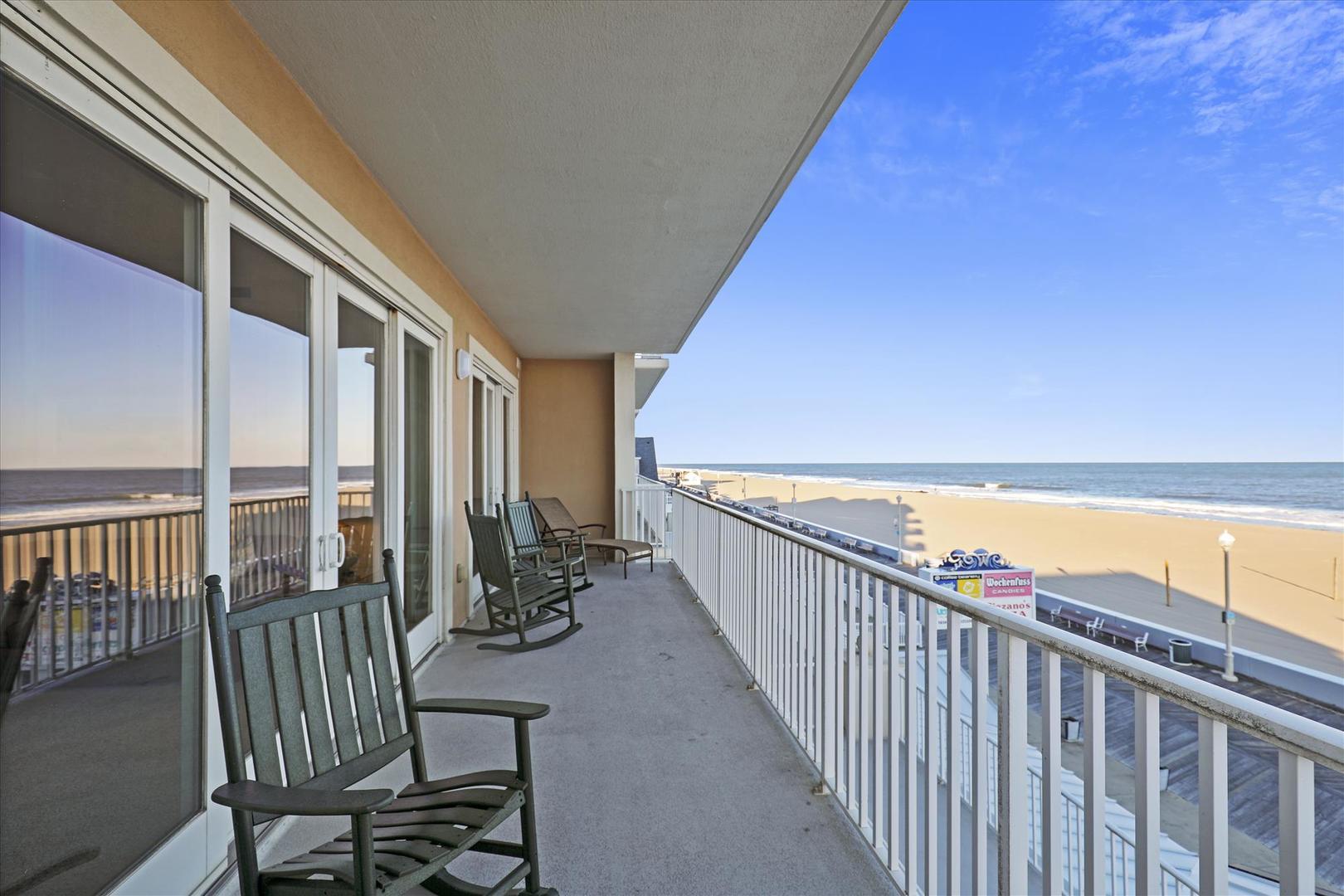 South Beach 304 - Balcony on Boardwalk