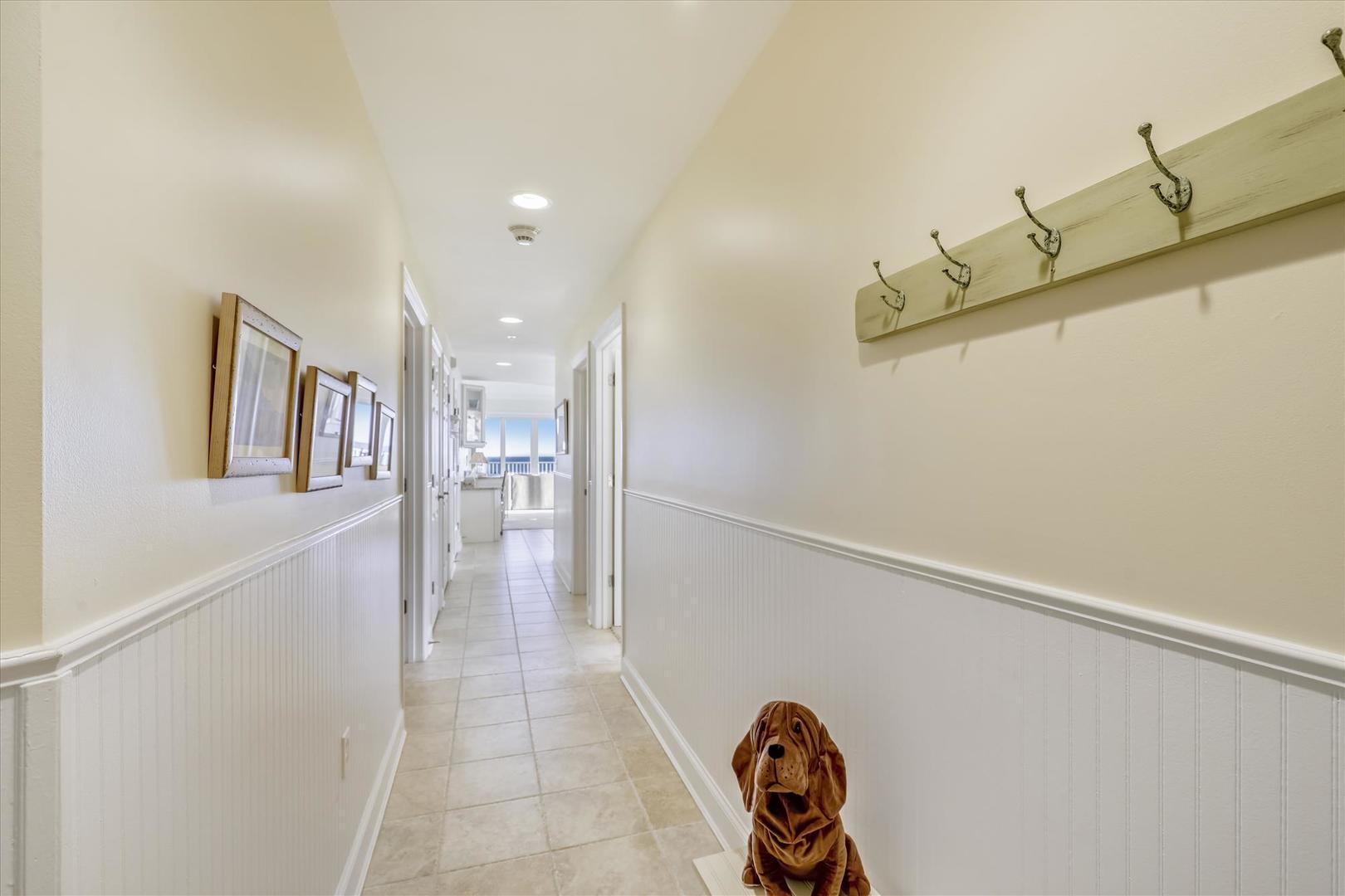 South Beach 304 - Hallway