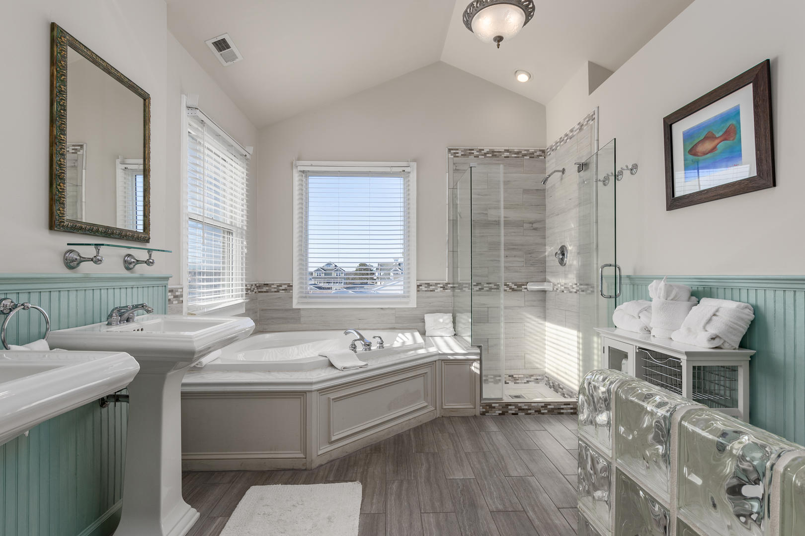 Norwich - Master Bathroom