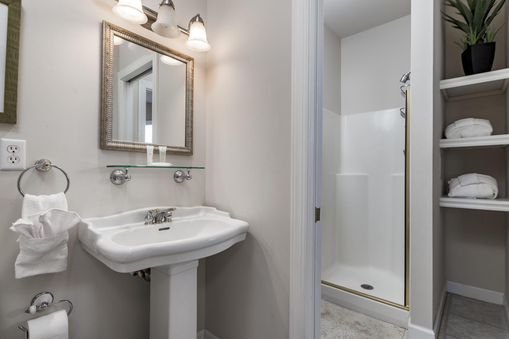 Norwich - Third Bathroom