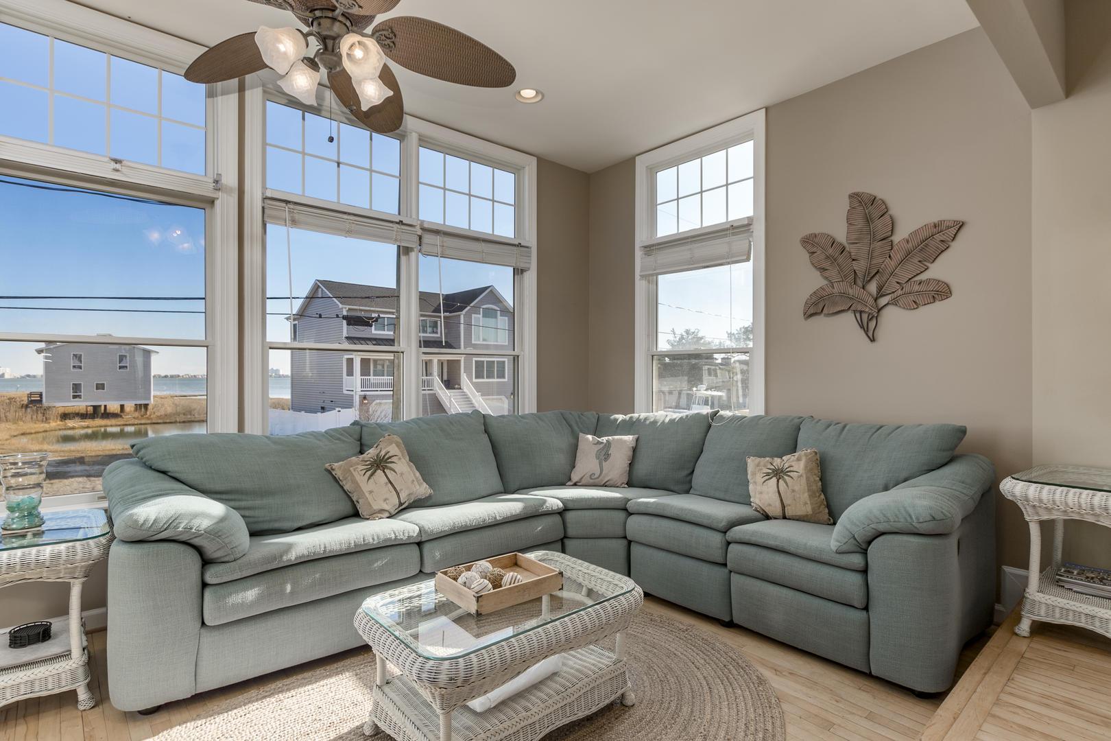 Norwich - Living Room