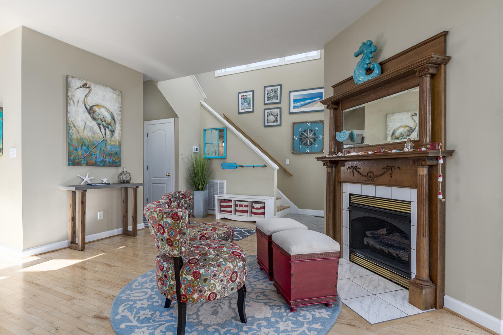 Norwich - Sitting Area