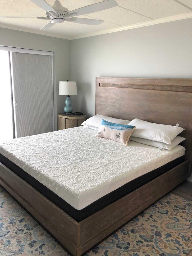Summer Beach 602 - Master Bedroom