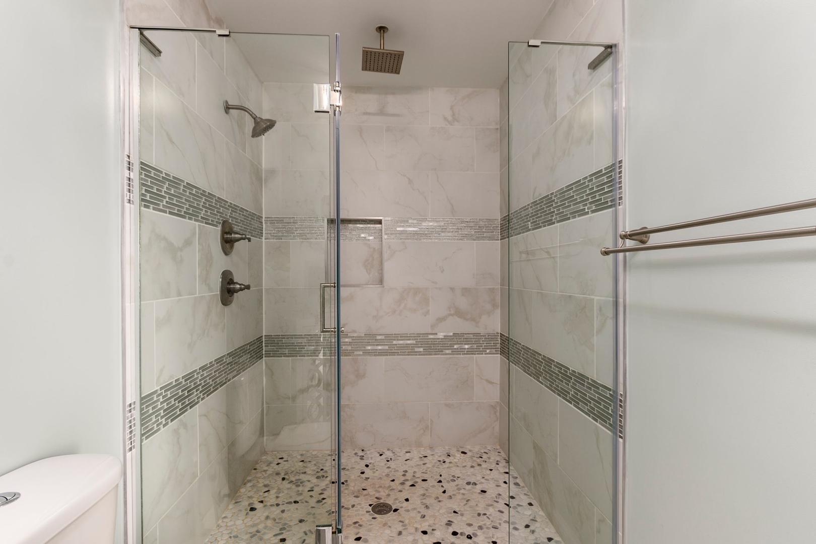 Channel Buoy Retreat - Master Bathroom