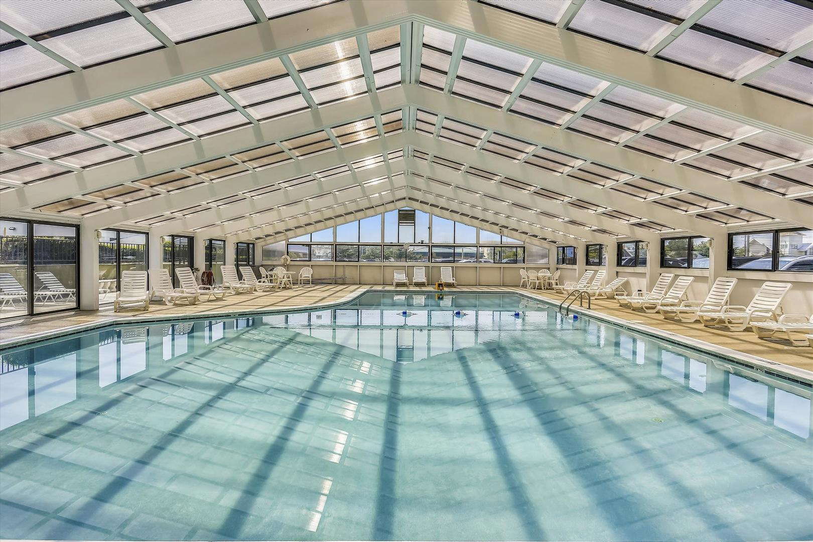 Century Indoor Pool