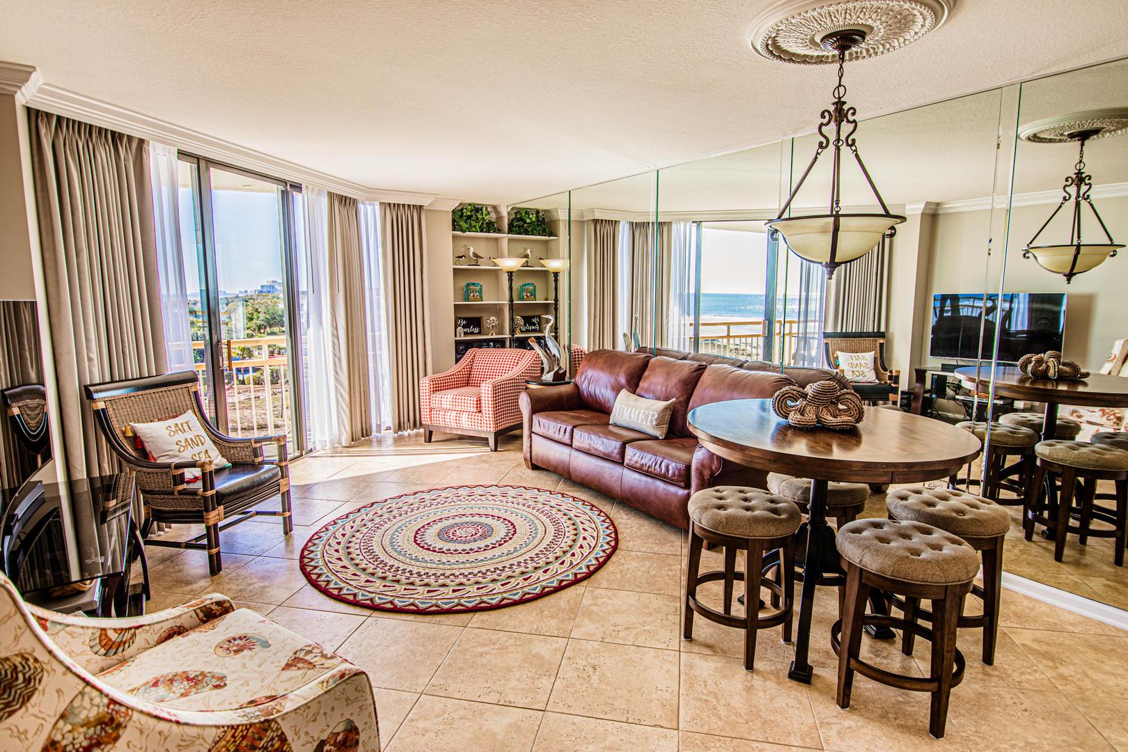 Ocean Creek PP4 - Living Room