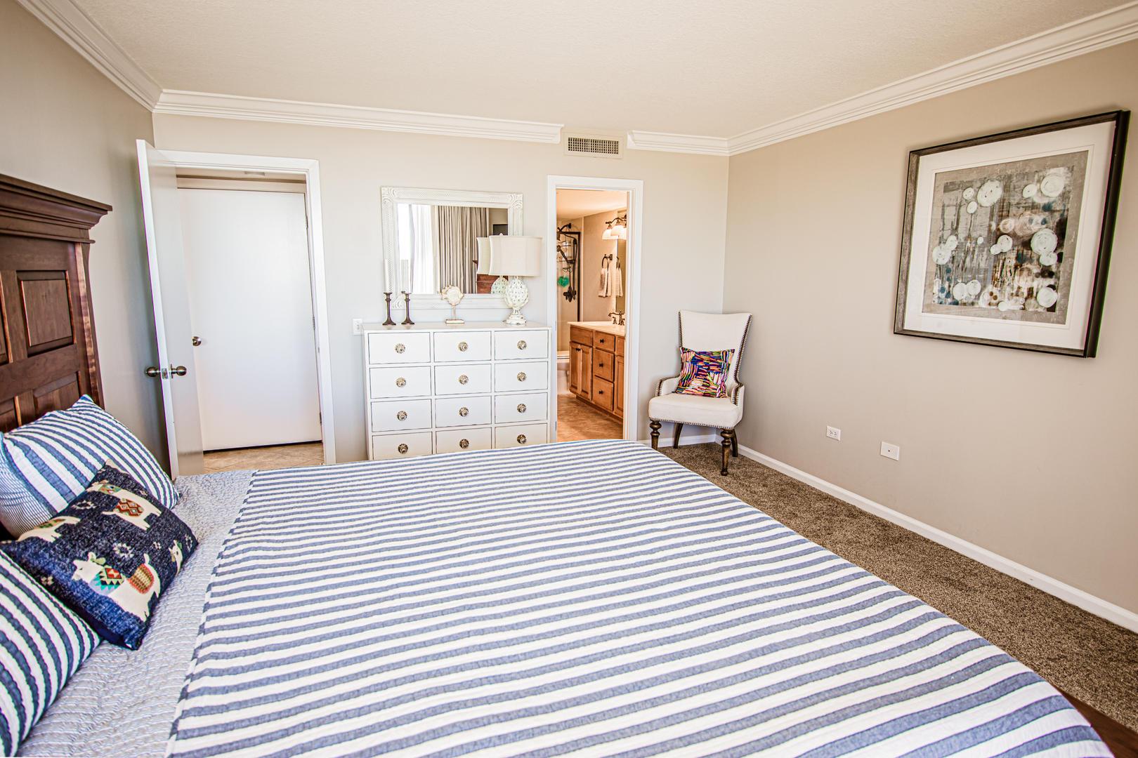 Ocean Creek PP4 - Master Bedroom