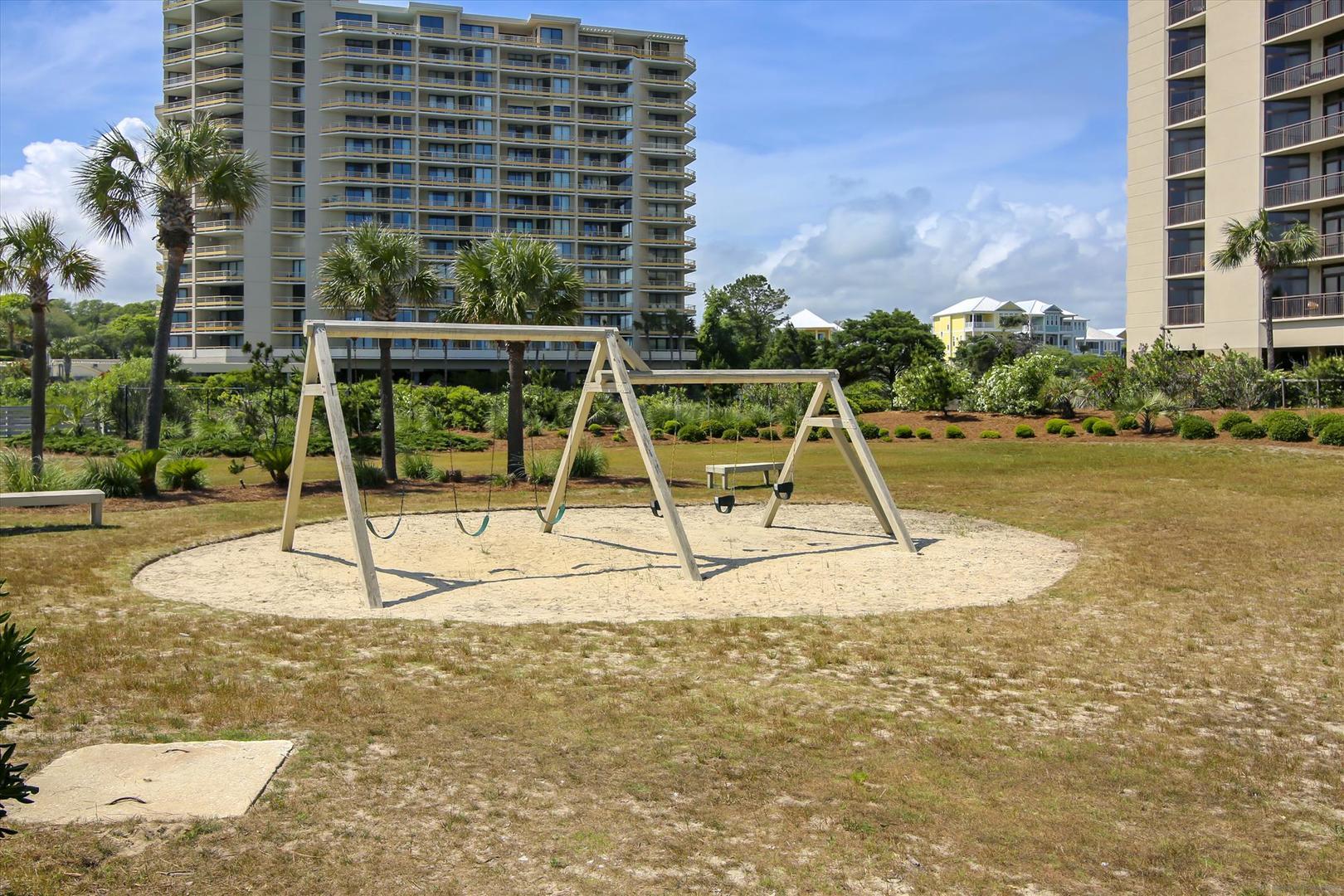 Ocean Creek Playground Area