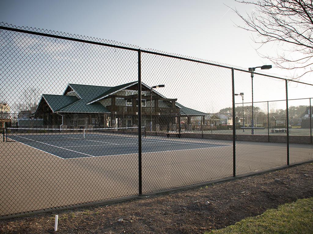 Bayside Tennis Area