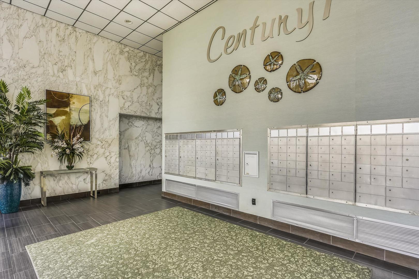 Century I - Lobby Area