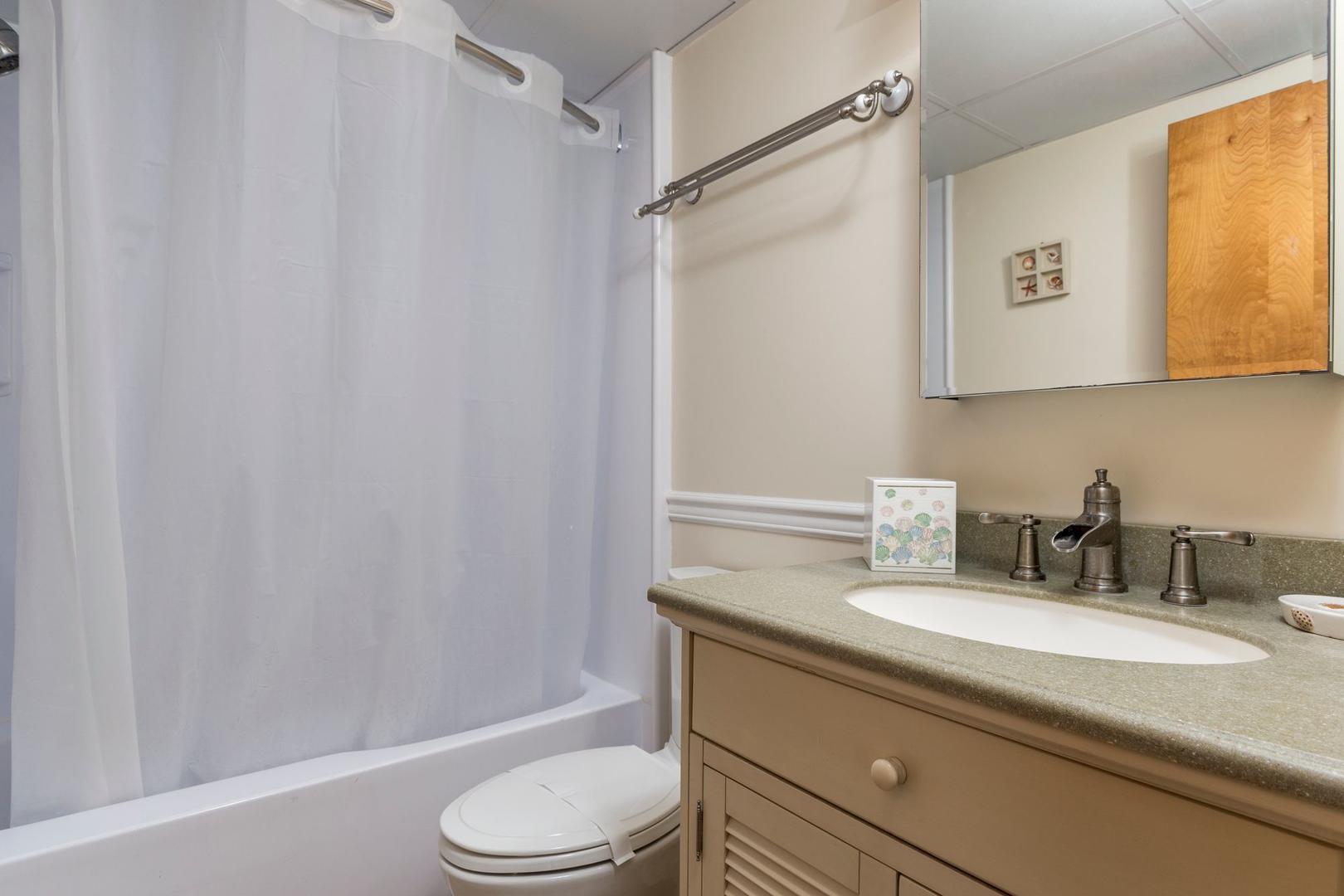 Amber Waves 101 - Bathroom 2