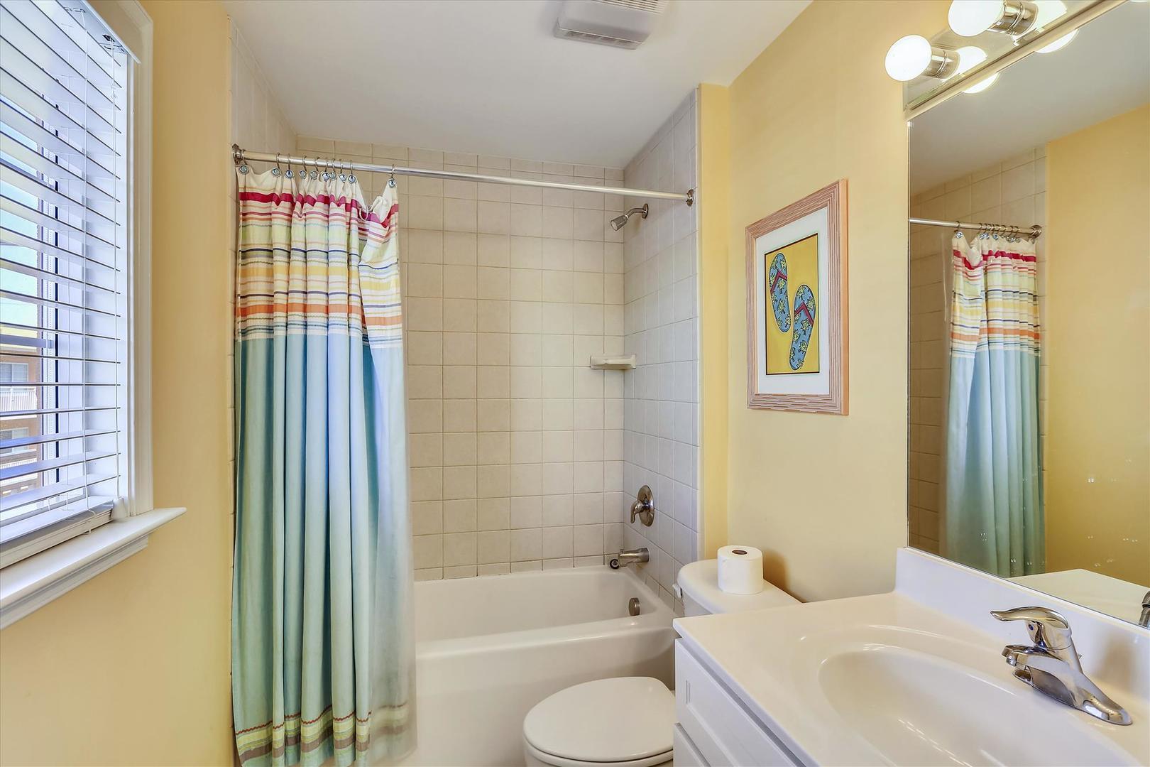 Sunset Bay II 518 - Bathroom 2