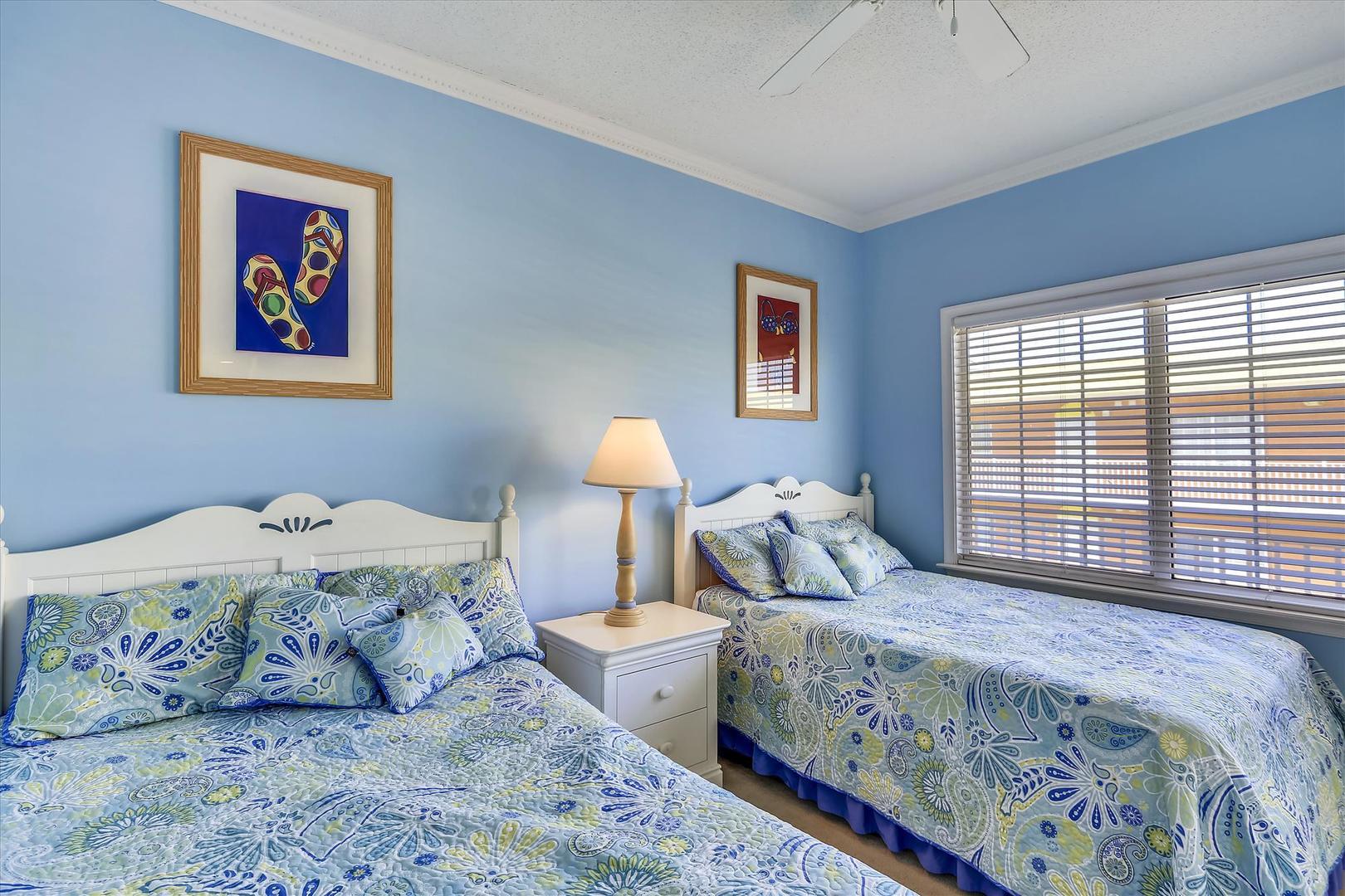 Sunset Bay II 518 - Bedroom 2