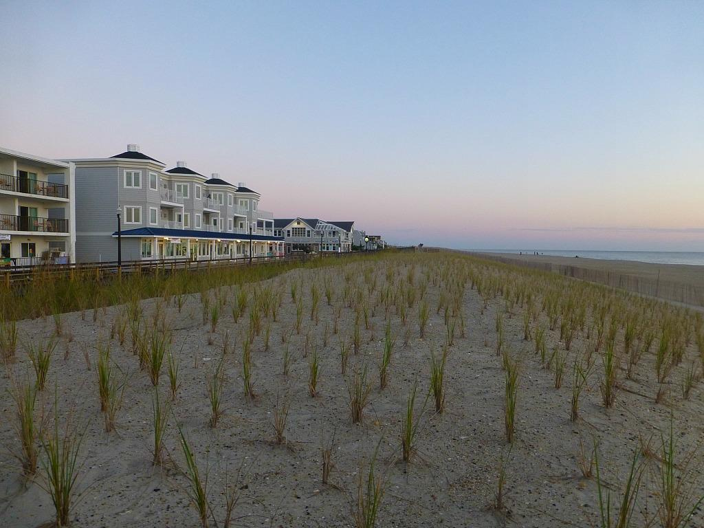 Bethany Beach Boardwalk and Beach Area (10-minute drive)