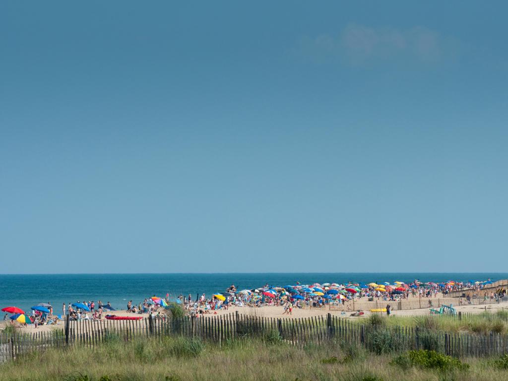 Bethany Beach (10-minute drive)