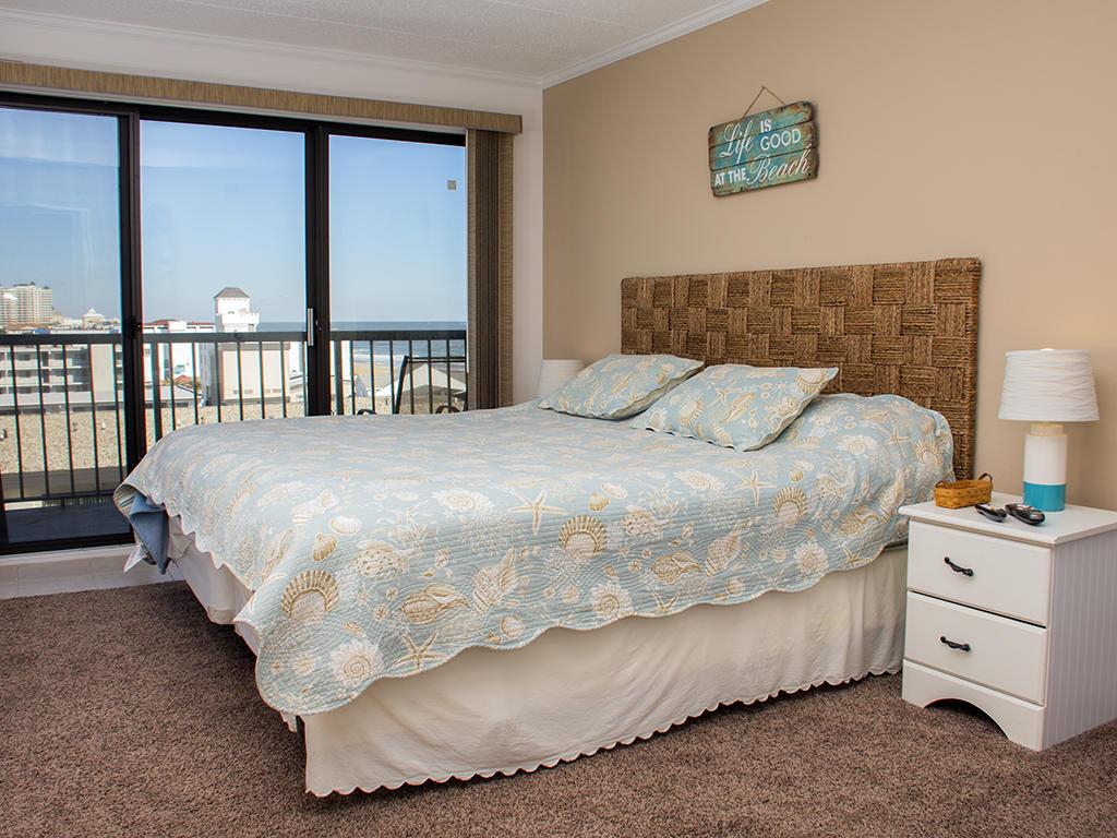 Summer Beach, 608 - Master Bedroom