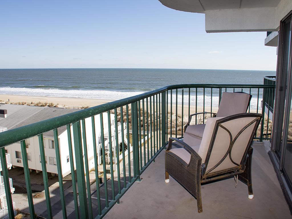 Summer Beach, 608 - Balcony View