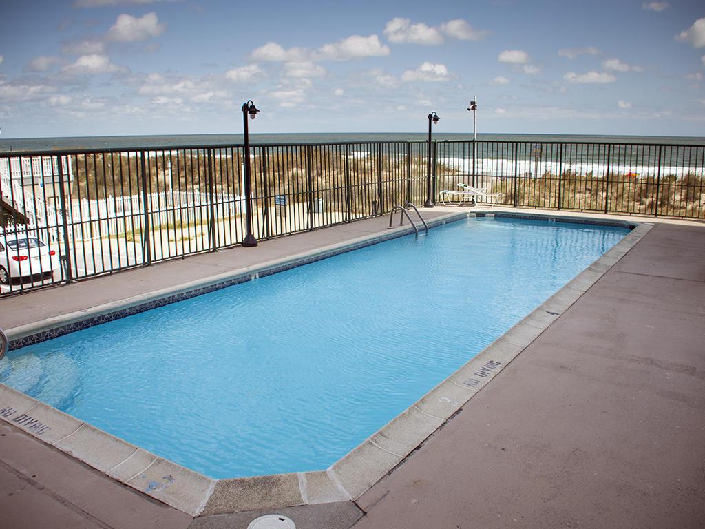 Summer Beach, 608 - Outdoor Pool