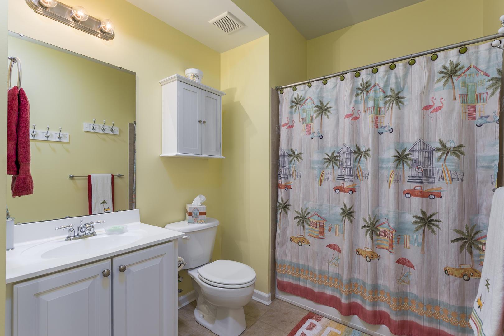 Sunset Island, 6 Sunset Island Drive, 4E - Second Bathroom