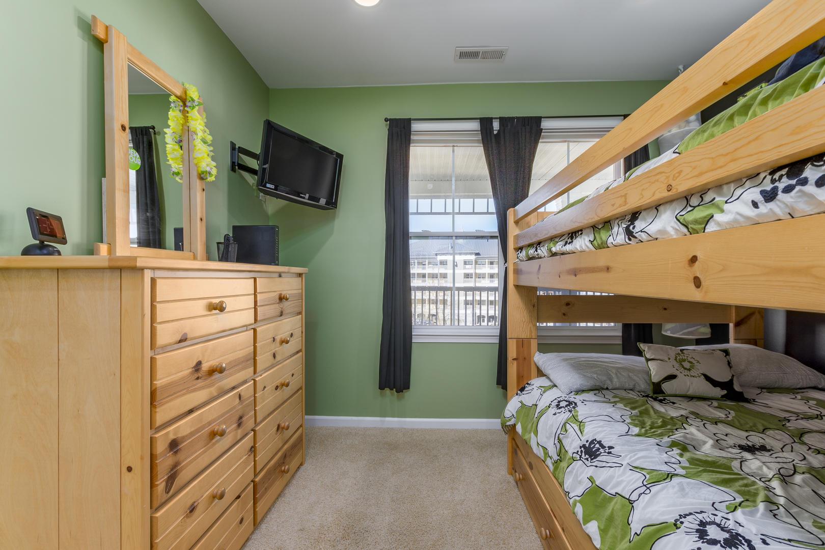 Sunset Island, 6 Sunset Island Drive, 4E - Third Bedroom