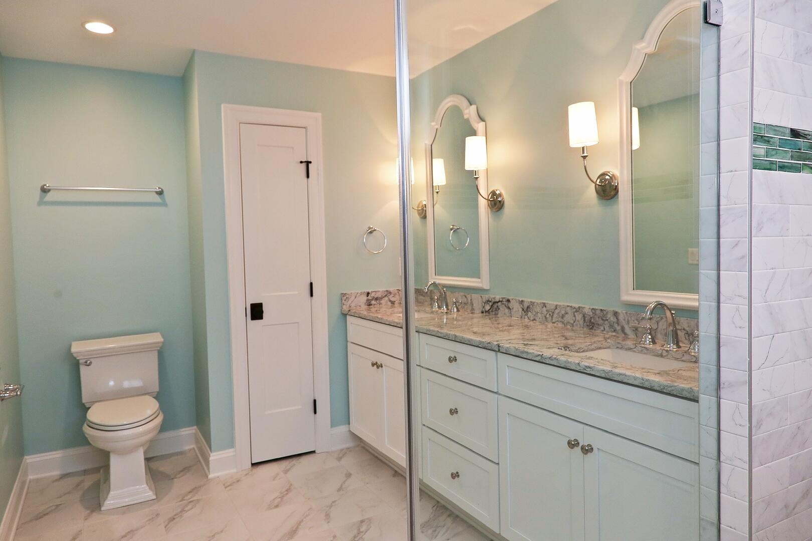 Master Bathroom - 1611 King and Coastal