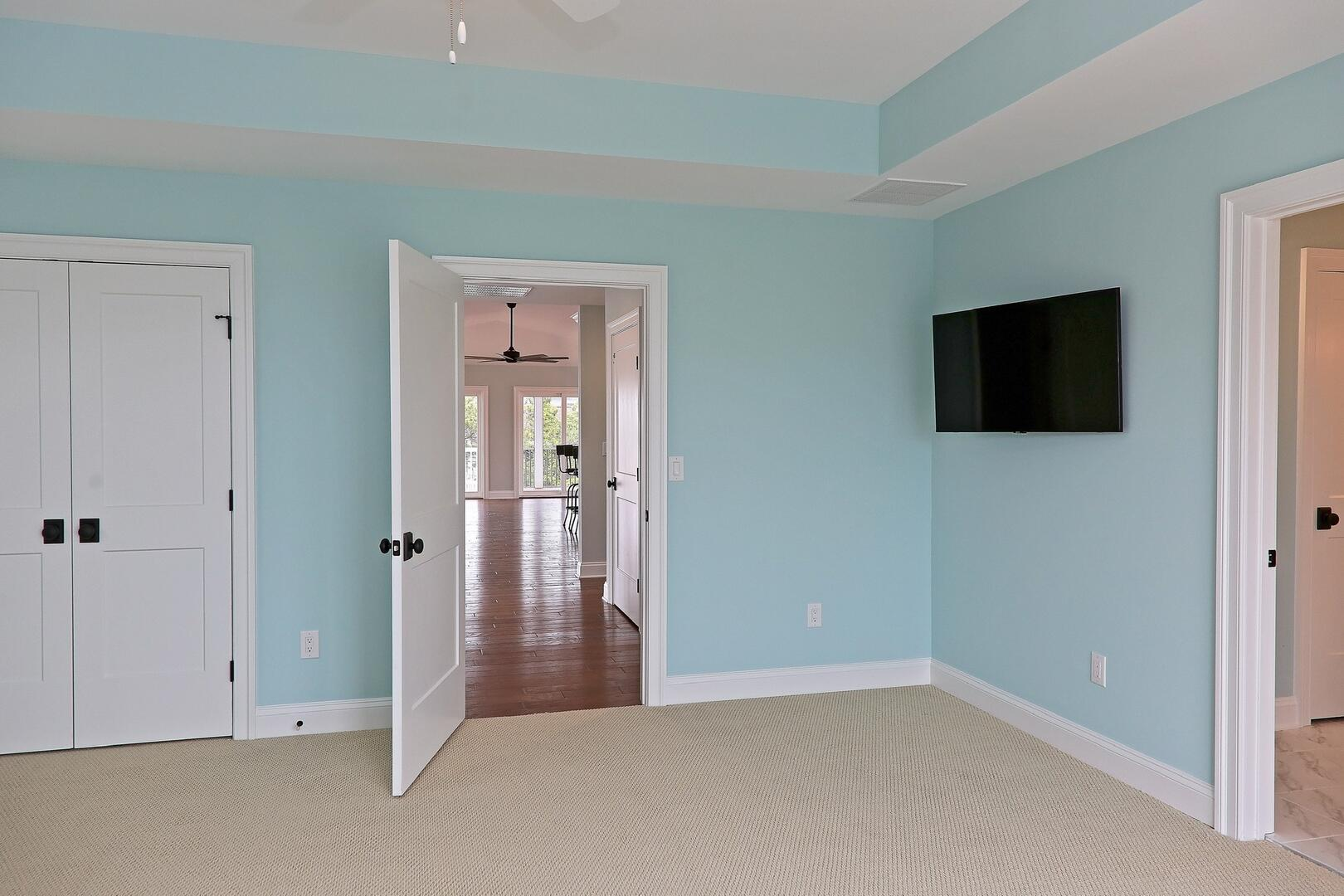 Master Bedroom - 1611 King and Coastal