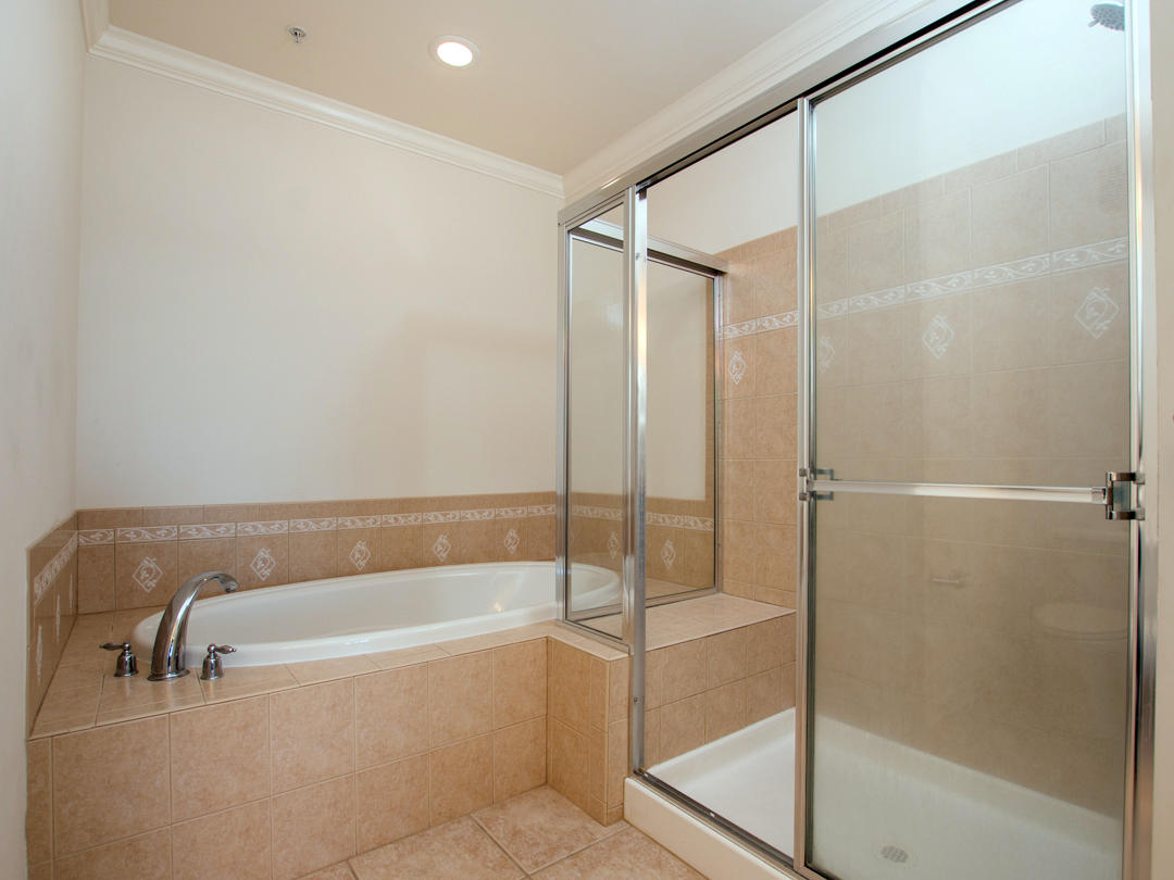 Sunset Island, 6 Hidden Cove Way, 2B - Master Bathroom