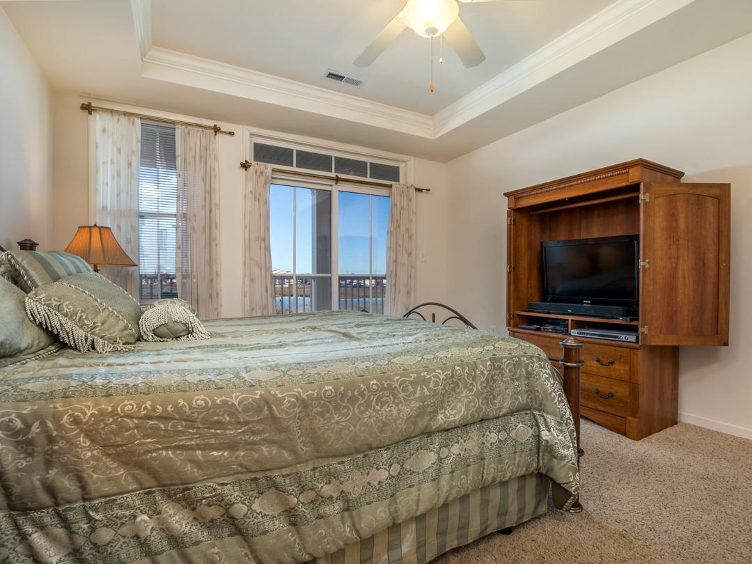 Sunset Island, 6 Hidden Cove Way, 2B - Master Bedroom
