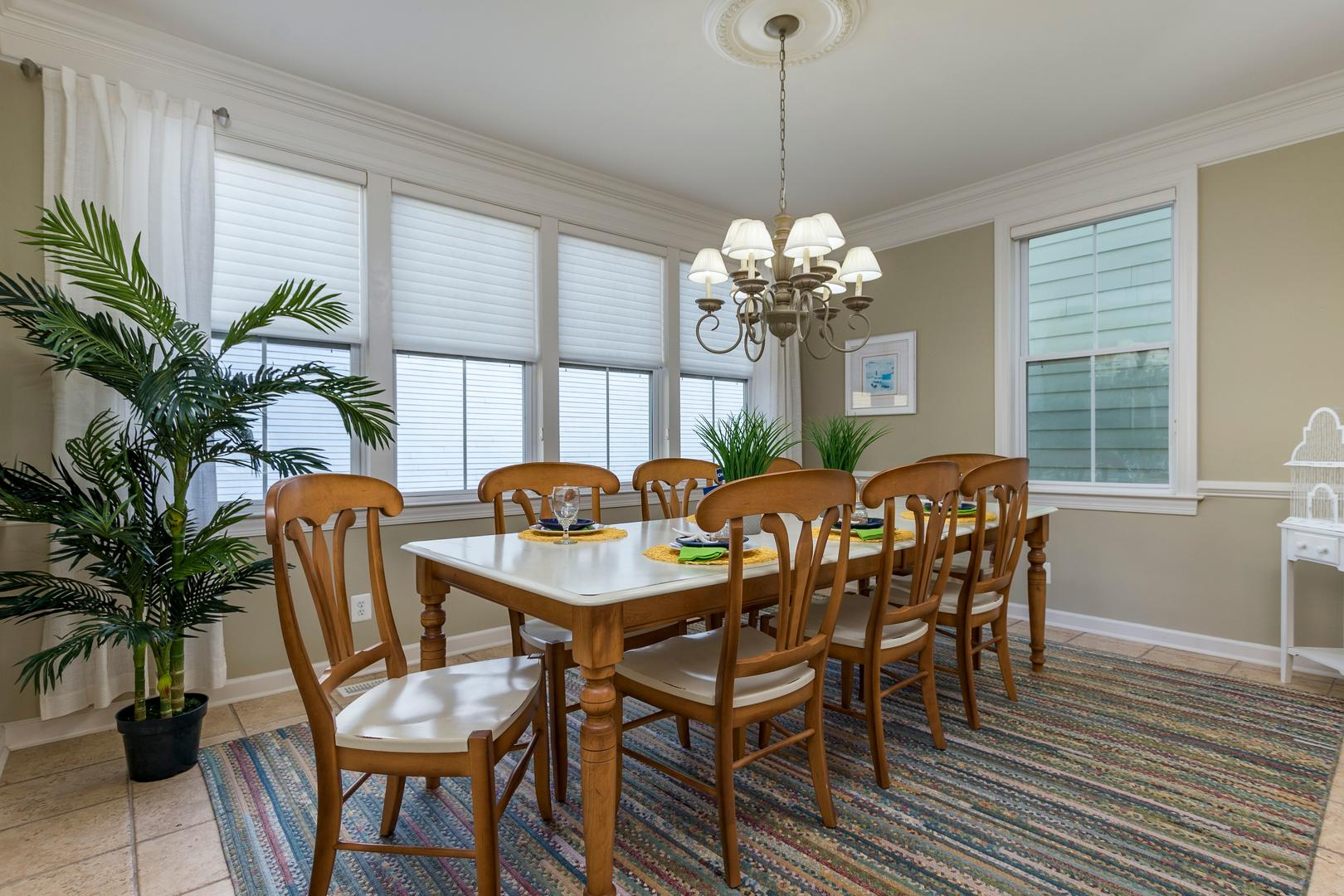 Sunset Island 12 Shore Point Dr. - 2nd Floor Dining