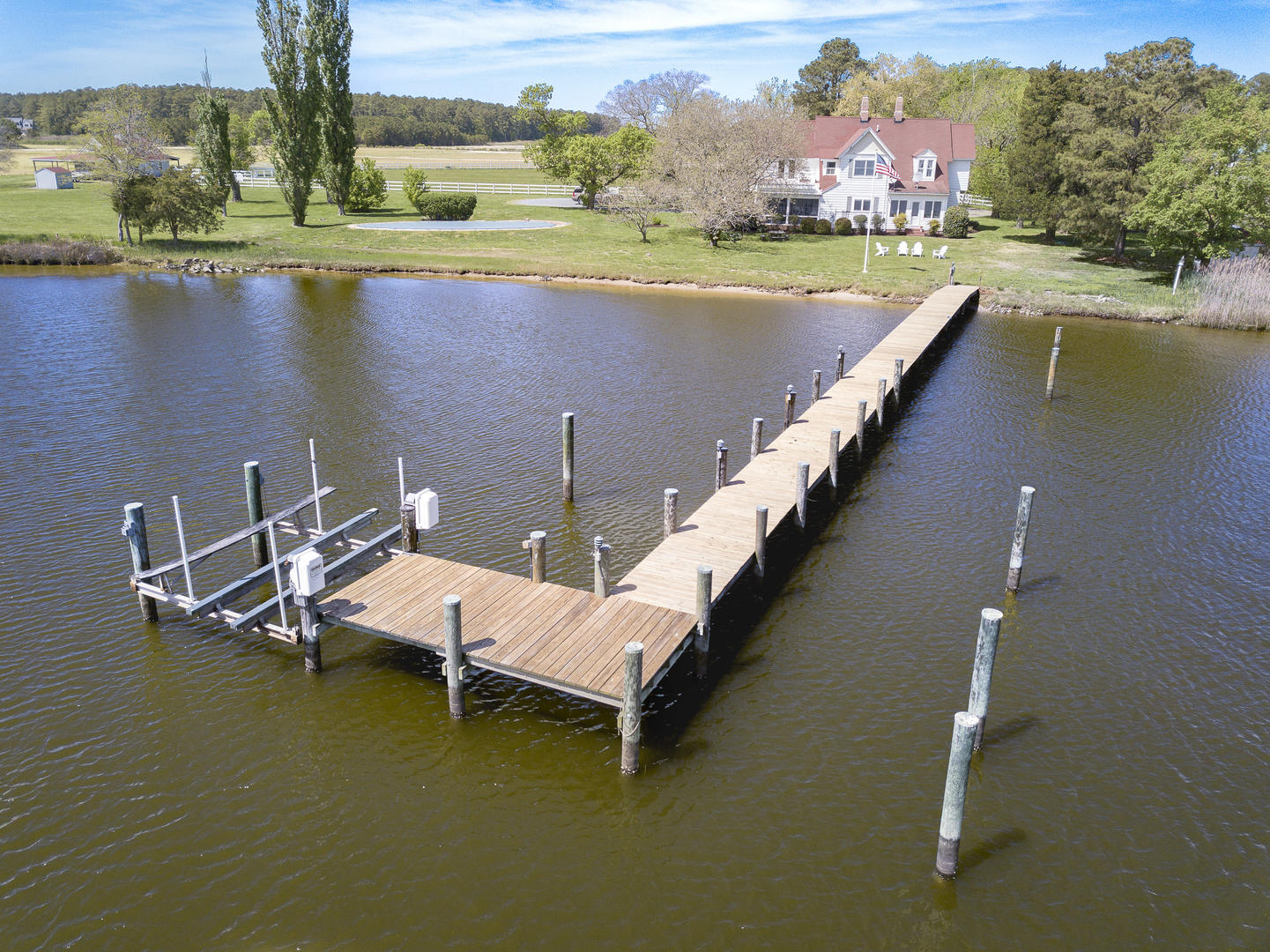 Private Dock/Boat Lift