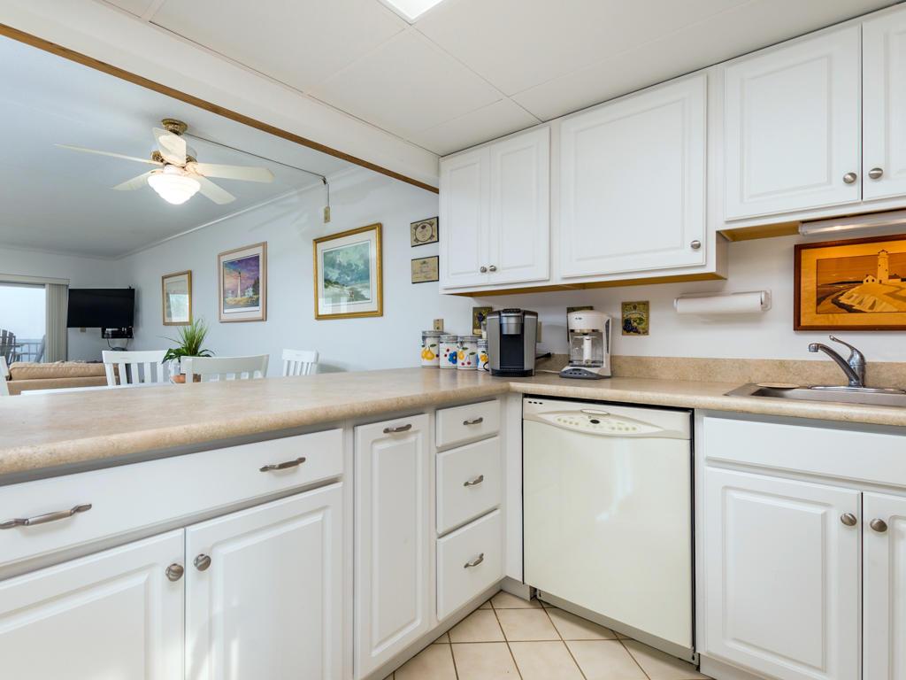Pelican Beach, 204 - Kitchen Area